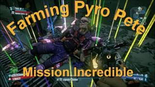 Borderlands 2 | How to Beat Pyro Pete The Invincible | The
