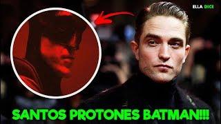"""ROBERT PATTINSON ARRASA En La Red Con Sus Primeras Imágenes Como """"THE BATMAN"""""""