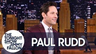 Paul Rudd Got Major Backlash for His Mute Mustache