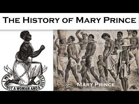 The History of Mary Prince | Full Audiobook
