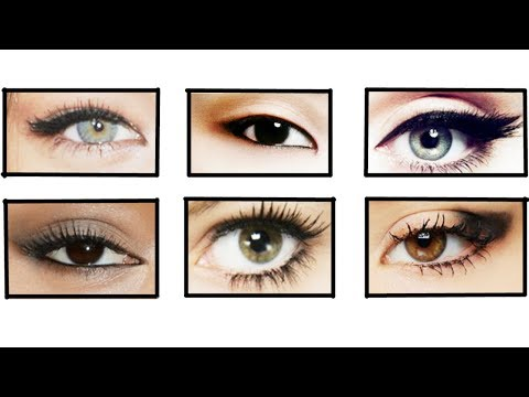 Eye Shapes - PART 10 (Contouring Series)