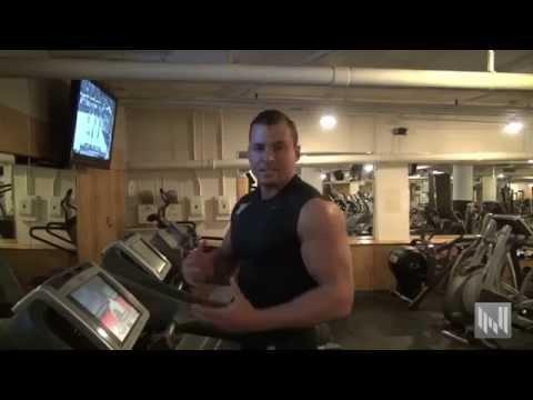 HIIT Treadmill Cardio - How To Burn Fat and Keep Muscle - Cardio Tip