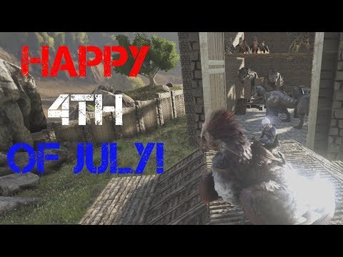 Happy 4th of July + 250 Subs!