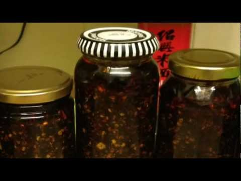 How to make Chilli Oil.