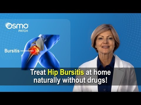 Hip Bursitis Treatment (Drug free & Non-Invasive)