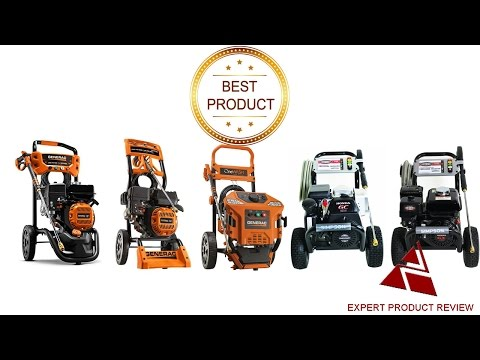 Best gas pressure washer review | Expert product review | Best Ultimate Guide 2017