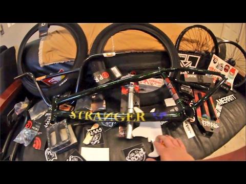 BUILDING A $1600 BRAND NEW CUSTOM BMX BIKE