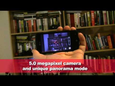 LG Optimus 7 hands-on video