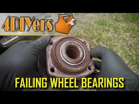 What a Failing Wheel Bearing Sounds Like