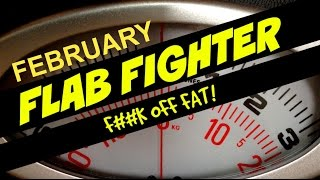 Flab Fighter! FEBRUARY