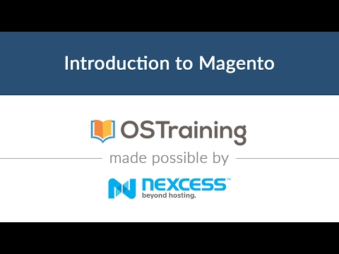 Magento 2 Beginner Class, Lesson #1: Introduction to Magento 2