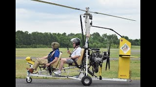 Gyro Flight for Lunch in NJ - PakVim net HD Vdieos Portal
