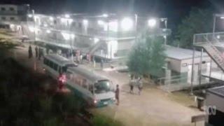 PNG defence forces attack Manus Island refugee centre