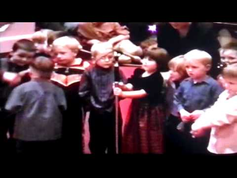 Hillhead Nursery Christmas Concert - 1999