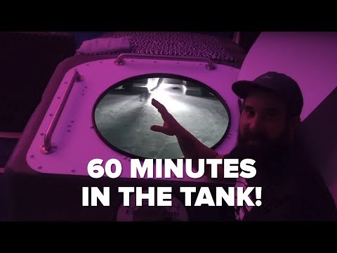 60 Minutes in a Float Tank? My Experience With Float Therapy