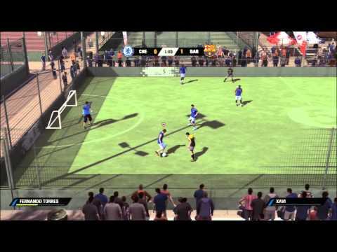 FIFA STREET (greek live comm)