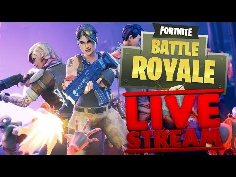 FORTNITE N CHILL! DUOS WITH MR. RIZUTTI! PS4
