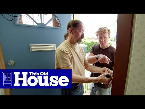 How to Repair a Broken Doorbell - This Old House
