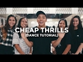 Download  Cheap Thrills - Sia (Dance Tutorial) | @besperon Choreography #BESPERONCHEAPTHRILLS MP3,3GP,MP4