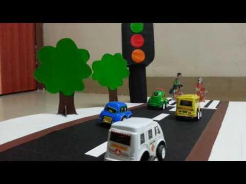 Traffic signal rules