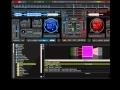 first virtual dj mix