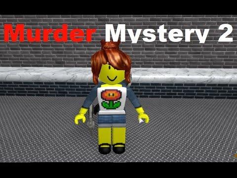 I'm a Murderer | Murder Mystery 2 (ROBLOX)