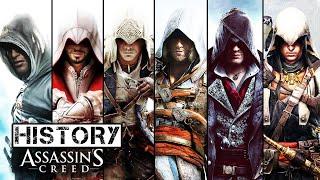 History/Evolution of Assassin