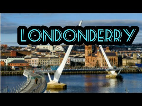 Ireland Vlogs: Episode 1 : Londonderry