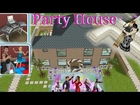 Simsfreeplay - Party Time Live Event Prizes and Progress