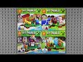 LEGO Minecraft Sets Minifigures (knock-off) LELE 33001