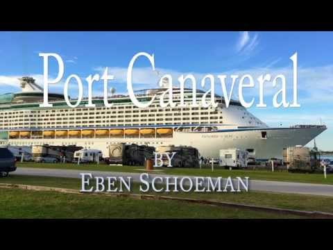 Cruise Port Canaveral - Melbourne Airport Arrival and Port directions