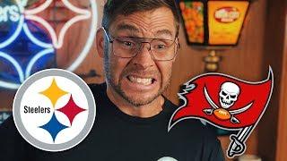 Dad Reacts to Steelers vs Buccaneers (Week 3)