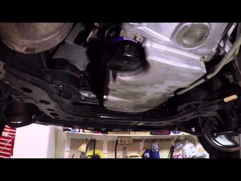 Pontiac G8 Fluid Change