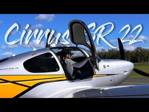 Cirrus SR22 G6 - The plane with the 1.2 second parachute | BillionaireToys.com