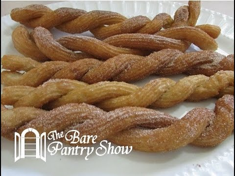 How to Make Churros Fried or Baked