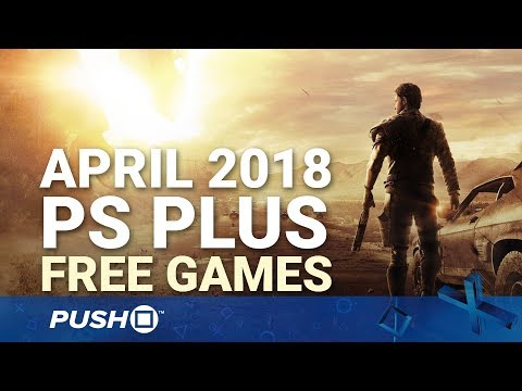 Free PS Plus Games Announced: April 2018 | PS4, PS3, Vita | Full PlayStation Plus Lineup