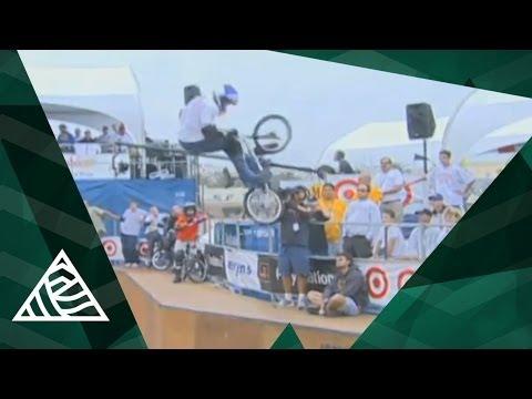 BMX Vert Ramp and Bowl Contest Highlights
