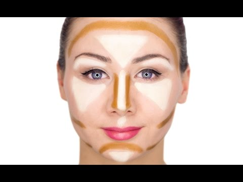 How To Contour Your Face & Make It Look Slimmer with Mirenesse