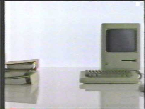1984 Macintosh Business Computer from APPLE Commercial