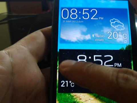 PERSONALIZAR GALAXY S3 (5) - ACCUWEATHER S4 + S VOICE S4