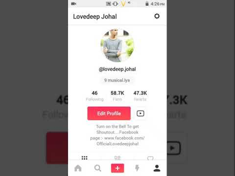 Get Free Musical.ly Fans 2018 | Get Free Musical.ly Likes 2018 | Tips, Tricks 2018 | Lovedeep Johal