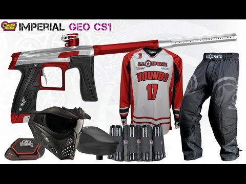 Paintball Sponsorship - Imperial CS1 Package