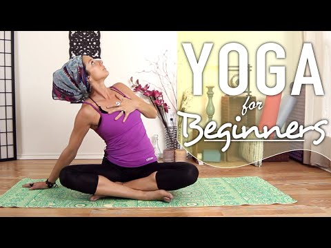 Relaxing & Opening Yoga Sequence for Neck Pain & Tension