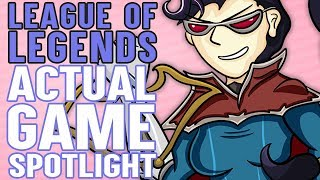 League of Legends ACTUAL Game Spotlight