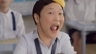 PSY (싸이) DADDY (feat. CL of 2NE1) MV