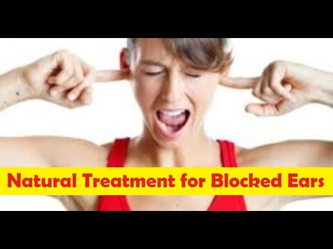 Top 10 Home Remedies To Treat Your Blocked Ears/Clogged Ears/Plugged Ears
