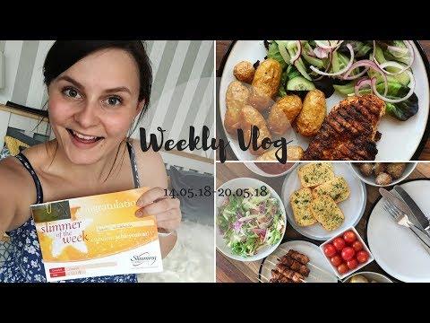 Weekly Vlog | Slimmer Of The Week!!!! 🍓