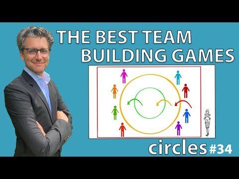 The best team building games - Circles #34