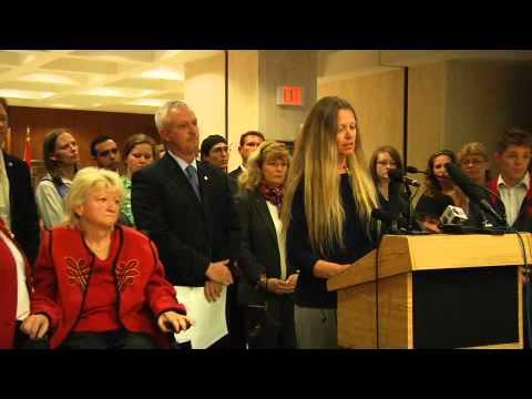 Florida Medical Cannabis Bill -  Press Conference