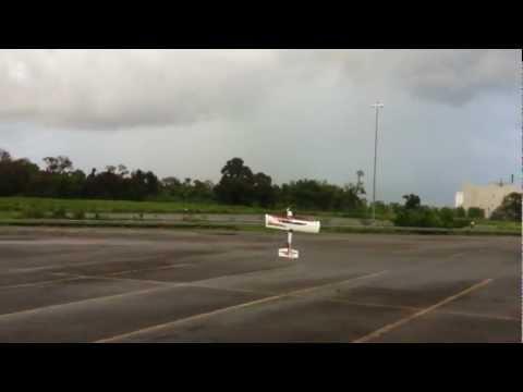 CAROLINA RC CLUB  TRAINER FLYING 3D